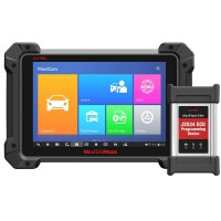 Autel MaxiCOM MK908P Diagnostic Tool with ECU Coding & J2534 Programming Update Online Support Bi-directional Control