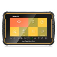 Foxwell GT60 Android Tablet Full System Scanner Support 19+ Special Functions Update Version of GT80