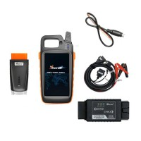 Xhorse VVDI Key Tool Max + MINI OBD Tool + Toyota 8A All Keys Lost Adapter Get Free Renew Cable