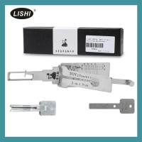 LISHI Toyota TOY2 2-in-1 Auto Pick and Decoder