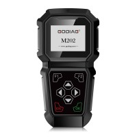 [ship from us] GODIAG M202 GM/CHEVROLET/BUICK Hand-held OBDII Odometer Adjustment Professional Tool