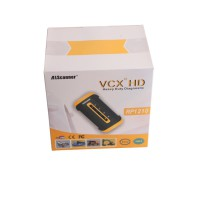 Allscanner VCX HD Heavy Duty Truck Diagnostic System