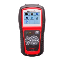 100% Original Autel AutoLink AL519 OBDII EOBD & CAN Scan Tool Support Online Update