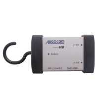 Original AUGOCOM H8 + Software Truck Diagnostic Tool Multi-language