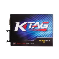 KTAG K-TAG ECU Programming Tool Master Version V2.13 Support Win XP/7