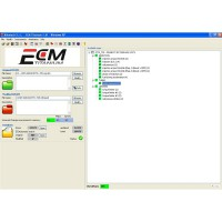 New Version ECM TITANIUM 1.61 with 18475 Driver Works for Ktag / Kess v2