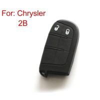 Remote Key Shell for Chrysler 2 Button