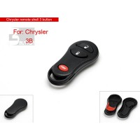 Remote Shell for Chrysler 3 Button 5pcs/lot