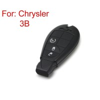 Smart Key Shell for Chrysler 3 Button 5pcs/lot
