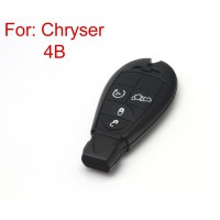 Smart Key Shell for Chrysler 4 Button