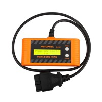 OM121 OBD2 EOBD CAN Engine Code Reader Free Shipping