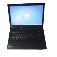 Lenovo T410 I5 CPU 2.53GHz 4GB, WIFI, DVDRW Second Hand Laptop for Piws2 Tester II/BMW ICOM/MB SD C4
