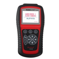 NEXT GENERATION OBDII&CAN SCAN TOOL AutoLink AL619