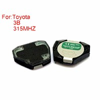 Toyota Remote Key 3Buttons 315MHZ MOROCCO:MR3264/200705018/POS