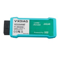 (Ship from US)  WIFI Version VXDIAG VCX NANO for Land Rover and Jaguar Software V154