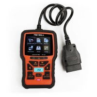 (US Ship No Tax) Foxwell NT301 CAN OBDII/EOBD Code Reader with Battery Test Function Free Shipping