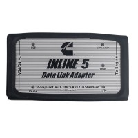 High Quality INLINE 5 INSITE Powerful Diagnostic Tool For Cummins Newest V7.62 Multi-language
