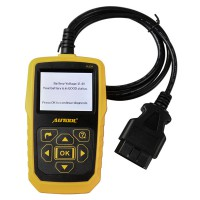 AUTOOL OL129 Battery Monitor and OBD/EOBD Code Reader Auto Engine Diagnostic Tool