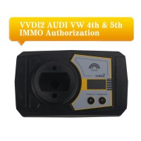 Xhorse VVDI2 AUDI VW 4th & 5th IMMO Functions Authorization Service