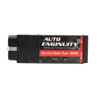 AutoEnginuity Service Reset Tool for BMW with Battery Replacement Registration Function