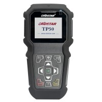 OBDSTAR TP50 TPMS Service Tool with Activator/ Reset and OBDII Diagnose Function