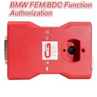 CGDI Prog Authorization BMW FEM/BDC Function Adding Operation Instruction
