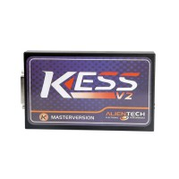 New V2.37 KESS V2 Firmware V4.036 Unlimited Token Version (Plastic shell)
