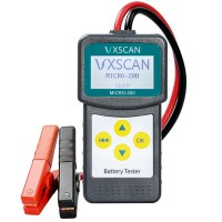 Car Battery Tester/Analyzer MICRO-200 for 12 Volt Vehicles