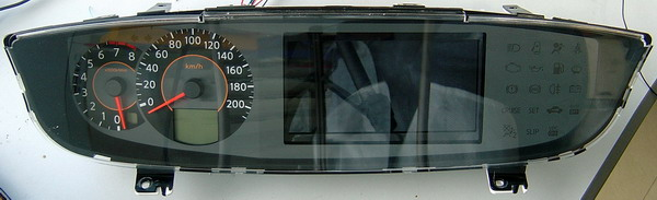 nissan quest operation display