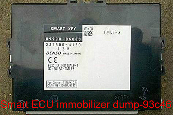 ECU anti-theft Box