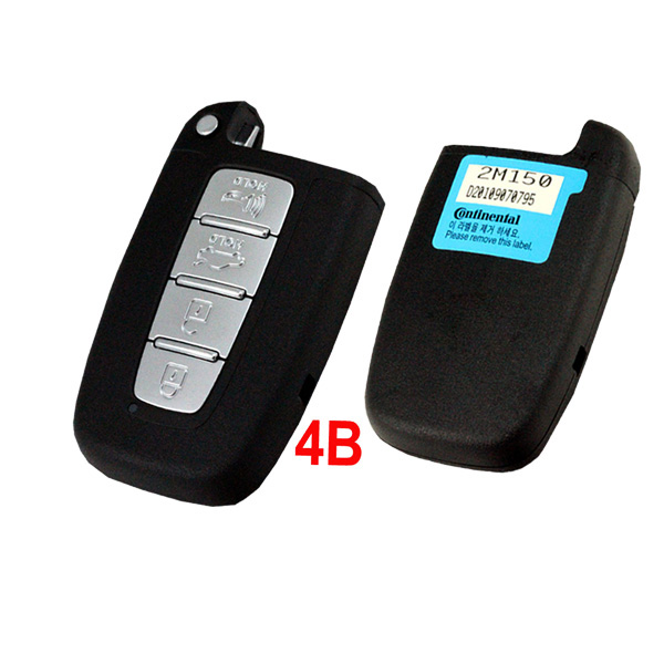 Buy Remote Smart Key for Hyundai I30 4 Buttons