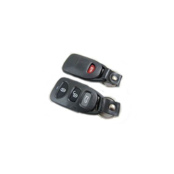 Remote Shell for Kia (3+1) Button 10pcs/lot