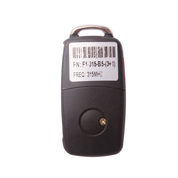 Remote Key Shell for Ford 4 Button
