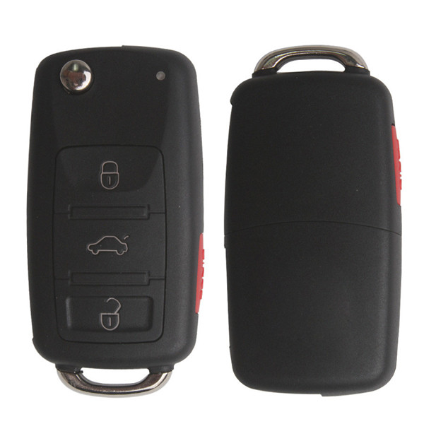 Remote Key for VW Touareg 2008 3 Button ID46 433MHZ Made In China