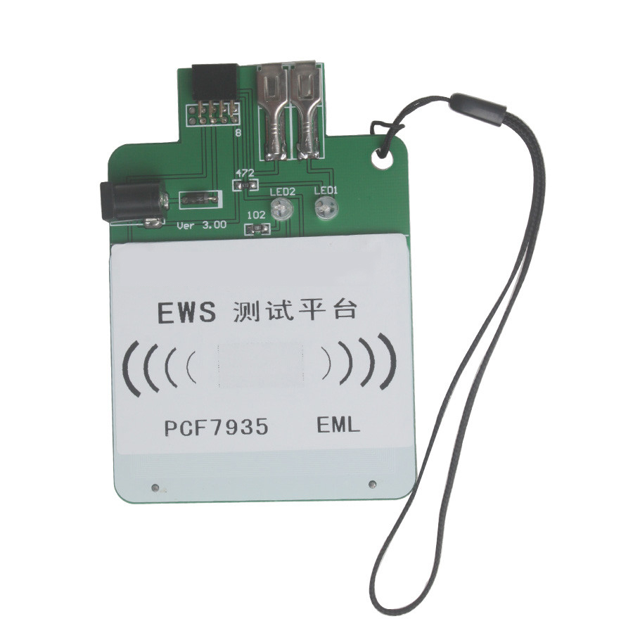 BMW/Land Rover Rechargeable EWS3 EWS4 Test Platform
