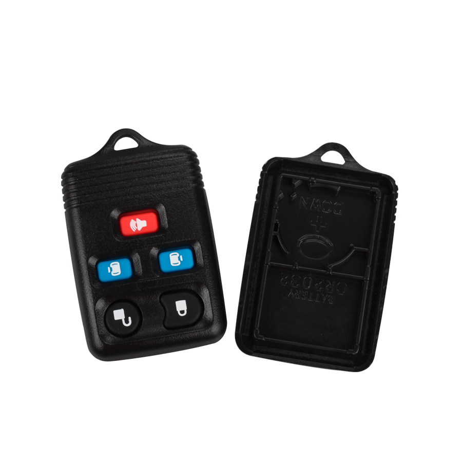 Remote Key Shell for Ford 5 Button 5pcs/lot