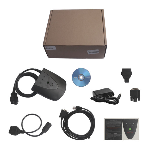 HDS HIM Diagnostic Tool for Honda With Double Board Newest Version V3.102.004
