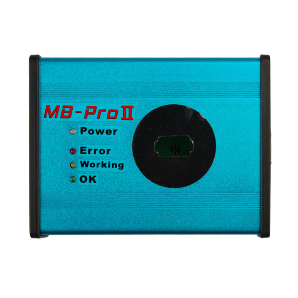 Newest Advanced Key Programmer for Mercedes-Benz Free Shipping By DHL