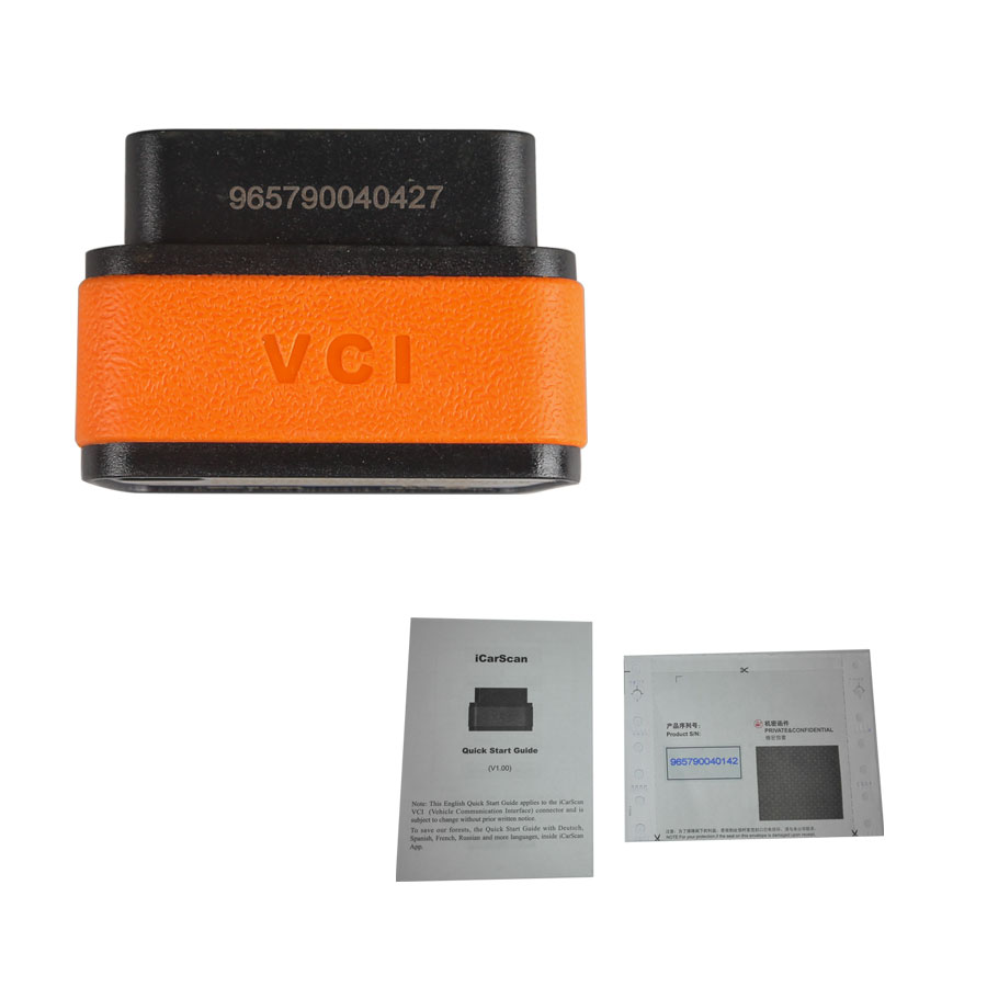 Launch iCarScan Replacement of Launch X431 iDiag Auto Diag Scanner Contain 5 Brand Vehicle Software Free Shipping