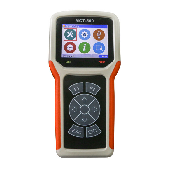 MCT-500 Universal Motorcycle Scanner Tool Support Multi-languages