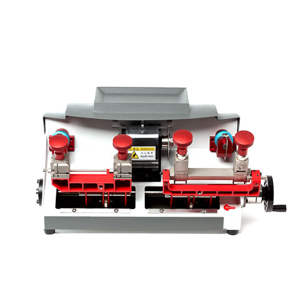JINGJI P2 Flat Key Cutting Machine for Cylinder and Special Keys