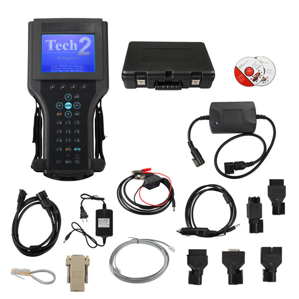 Best Quality Tech2 Diagnostic Scanner For GM/SAAB/OPEL/SUZUKI/ISUZU/Holden  On Sale