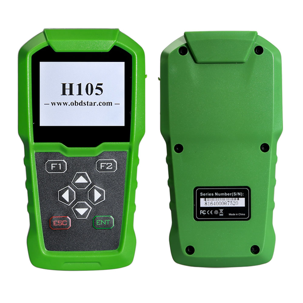 【Special Offer】OBDSTAR H105 Hyundai/Kia Auto Key Programmer / Pin Code Reading / Cluster Calibrate