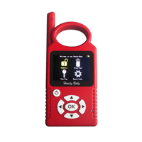 V9.0.1 Handy-Baby Car Key Copy Auto Key Programmer for 4D/46/48 Chips English Russian Spanish Portuguese Turkish