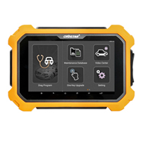 OBDSTAR X300 DP Plus X300 PAD2 C Package Full Version 8inch Tablet Support ECU Programming and Toyota Smart Key